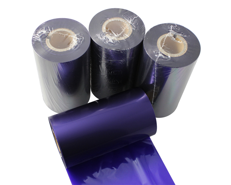 条码打印机印碳带--紫色混合基