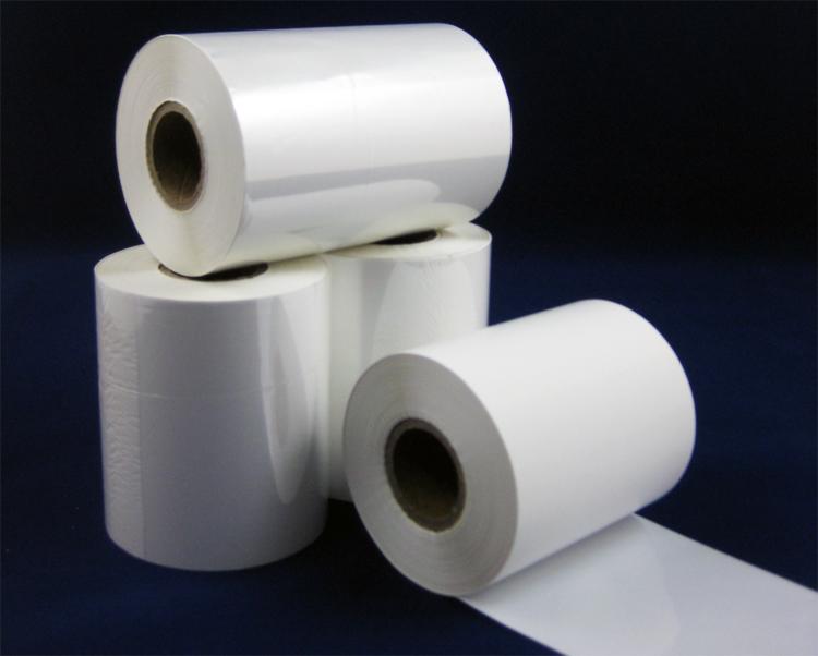 条码打印机印碳带--白色水洗专用树脂基