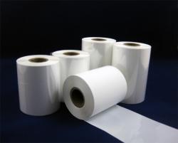 东莞条码打印机印碳带--白色混合基