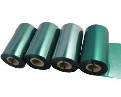 条码打印机印碳带--绿色蜡基