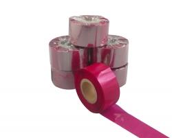 条码打印机印碳带--玫红色树脂基