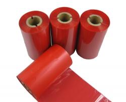 条码打印机印碳带--红色树脂基