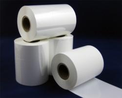 条码打印机印碳带--白色树脂基