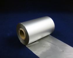 条码打印机印碳带--银色树脂基