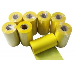 条码打印机印碳带--黄色树脂基