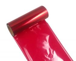 条码打印机印碳带--户外红色树脂基