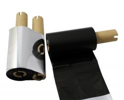 条码打印机印碳带--黑色水洗专用树脂基