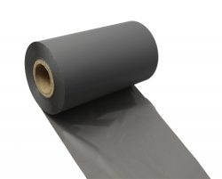 条码打印机印碳带--深灰色水洗专用树脂基